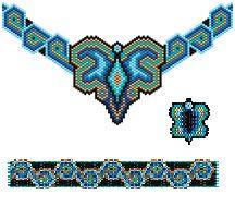 The symbol of renewal.  #Deco #Butterfly 3-pack at Sova-Enterprises.com  #beading #craft #imagination