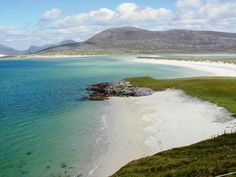 Yes Scotland does have nice beaches ! Isle of Lewis.