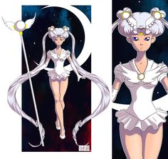 Sailor Cosmos Fan art