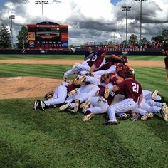Miss State Bulldogs headed to Omaha College World Series for the first time in many years.