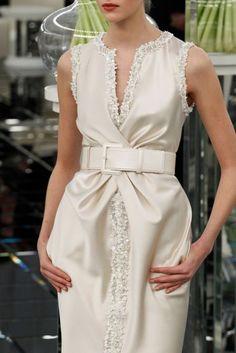 Chanel Spring/Summer 2017 Couture Details | British Vogue