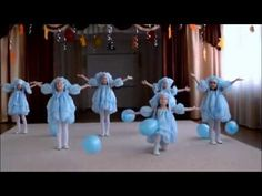 "Танец ""Капельки"". Видео Юлии Буговой. - YouTube Christmas Dance, Dance Lessons, Physical Education, Teaching Kids, The Little Mermaid, Smurfs, Activities For Kids, Musicals, Kindergarten"