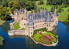Château de la Bretesche ~ Missilac ~ Brittany ~ France