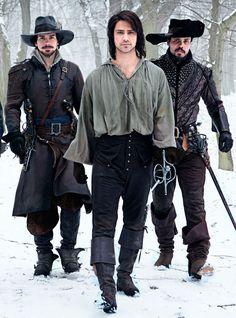 #TheMusketeers - new tv shows 2014 - Love me some Luke Pasqualino