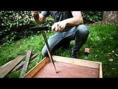 How To Make A Fire With A Knife