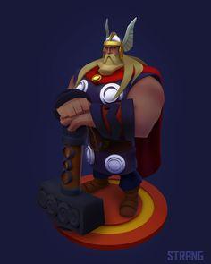 http://nesskain.deviantart.com/art/Thor-408876077