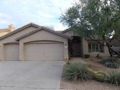Single-story 3 bedroom, 2 bath home plus den in Tatum Ranch. See more at www.DesertRealtyGroup.com #cavecreek #realestate