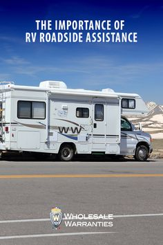 Preparing for the unexpected is a part of the journey. In order to have a successful and worry-free trip, RV Roadside Assistance is an absolute must-have. Rv Life, Free Travel, Recreational Vehicles, Minimal, Journey, Peace, Reading, Camper Van, Word Reading