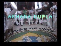 Armada Dupla Double Leg Capoeira Tutorial