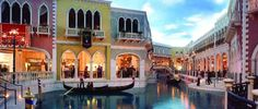 The Grand Canal Shoppes at the Venetian - Las Vegas Hotels, Shows, Casinos, Restaurants, Maps and Things to Do