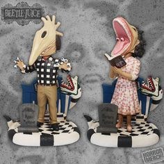 Each figure is bubblewrapped and packaged each in an individual box for shipping. This figure is either in stock or currently on immediate backorder in the quantities available - please check the pre-order schedule for updated release/shipping dates Horror Merch, Horror Shirts, Texas Chainsaw Massacre, Halloween Ii, Stay Weird, Fantasy Movies, Home Movies, Book Tv, Beetlejuice