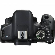 Canon EOS 750D, DSLR Camera (with Video), CMOS, 24.2 MP, Full HD 1920 X 1080p/30fps, with 18 - 55 mm IS STM Lens