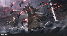 ILM Art Department Challenge 2016, Ameen Naksewee's submission
