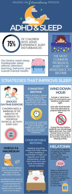 of Children with ADHD experience sleep problems. These 6 actionable tips will help your child with ADHD sleep better which is crucial for development. Adhd Odd, Adhd And Autism, Aspergers Autism, Adhd Diagnosis, Adhd Help, Adhd Brain, Adhd Diet, Adhd Strategies, Learning