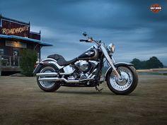 Harley-Davidson Softail Fat Boy 2016