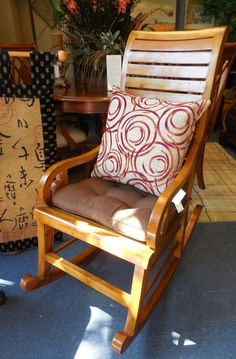 Rocking Chair $129.00. - Consign It! Consignment Furniture
