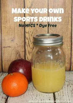 Make Your Own Sports Drinks for your Olympic Athlete #recipe #NetflixKids #sponsored @Netflix