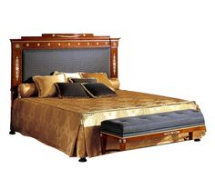 Colombo USA Bellini King Size Bed