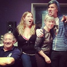 Josh and his family! :)