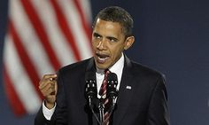 'Yes we can' – Barack Obama's lesson in American rhetoric