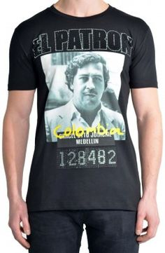 My Brand - El Patron T-Shirt (MMB-TS010-I018) - Boudi Fashion