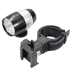 Sale 13% (4.07$) - Mini 6 LED Light Bike Bicycle Safety Warning Head Flashing Tail Lamp Waterproof