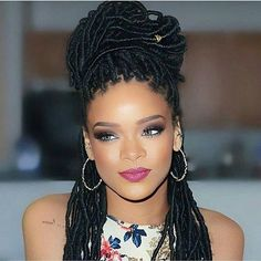Top Tips for Losing Less Hair After a Protective Style Curly Nikki Natural Hair Care Pelo Natural, Natural Hair Care, Natural Hair Styles, Natural Dreads, African Hairstyles, Girl Hairstyles, Braided Hairstyles, Black Hairstyles, Hairstyles Pictures