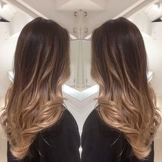 Golden girl #brunette #balayage by #901artist @hairbyshaylee! #ninezeroone #901girl