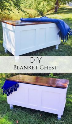 DIY Storage Chest and Organization Diy Furniture Projects, Diy Wood Projects, Furniture Plans, Luxury Furniture, Wood Furniture, Vintage Furniture, Furniture Buyers, Furniture Assembly, Small Furniture