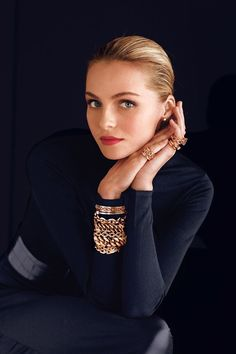 """Just in time for Valentine's Day, Ralph Lauren has a fine jewelry collection update that's simply iconic. In a prior interview discussing his entry into the jewelry market, designer Ralph Lauren shared, """"Jewelry represents a new mode of expression, even more artistic than fashion. When it is well done, a jewel is akin to a …"""
