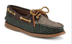 perfect for fall - Sperry Top-sider Women's Cloud Logo Authentic Original 2-Eye Boat Shoe