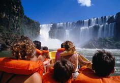 Cataratas del Iguazú, Argentina y Brasil