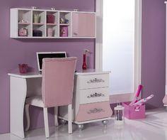 Παιδικό γραφείο Princess Pink PP-420