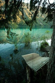 How nice would it be to unwind here?
