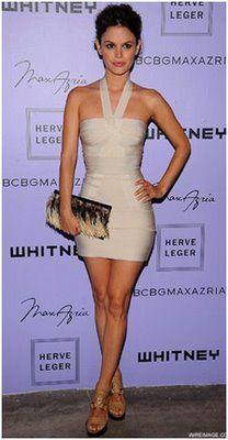 Rachel Bilson - that dress!