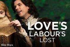 Love's Labour's Lost, 2015