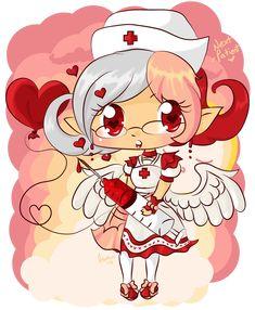 Love Nurse by YukiDemon.deviantart.com on @deviantART