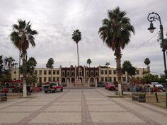 Universidad de Sonora @ Hermosillo, Sonora, México