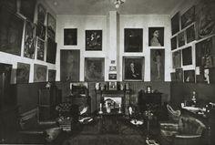 https://flic.kr/p/9K2hKv | Rue de Fleurus front | Gertrude Stein and Alice Toklas's Home at 27 Rue de Fleurus, Paris, 1934