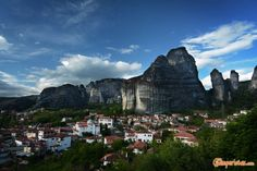 Meteora: Kalambaka, Kastraki e sosta   Camperistas.com