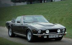 Aston Martin V8 Vantage Volante  The Living Daylights