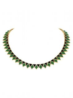 House of Harlow 1960 Jewelry Wren Feather Collar