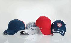 FILA Golf Caps: http://www.shopfilagolf.com/ca/headwear