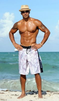 Shemar Moore, AB-solutely hot!!