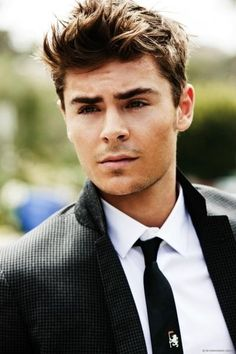 Zac Efron <333  Mmmmm.. this man has to be the finest thing ever created.. that'll be all. <3
