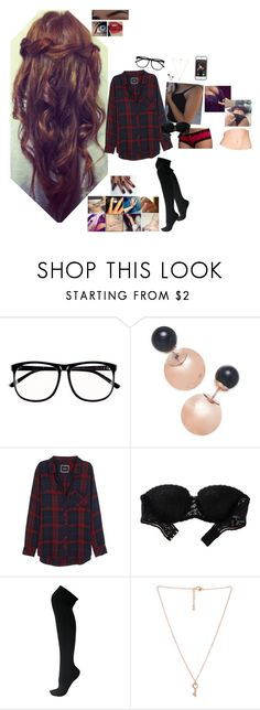 """""""Untitled #5050"""" by bby-16-gul ❤ liked on Polyvore featuring H&M, Rails, Aerie and Forever 21"""