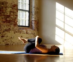 Yoga poses for digestion and bloating.
