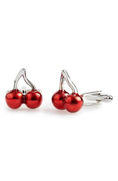 LINK UP Cherry Cuff Links available at #Nordstrom