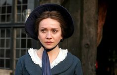 Laura Pyper, Jane Fairfax - Emma directed by Jim O'Hanlon (TV Mini-Series, 2009) #janeausten