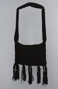 Unif The Relic Bag in Black : Karmaloop.com - Global Concrete Culture